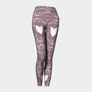 Leggings-origami-taupe