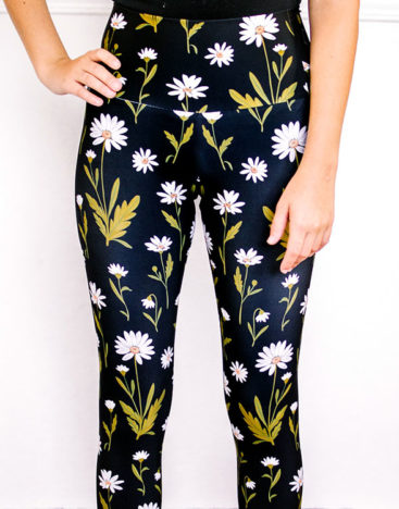 marguerites legging face